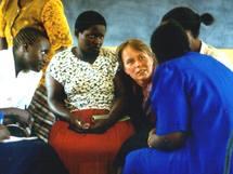 Ausbildung Kenia von Anti FGM Fachkraft