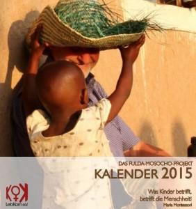 Kalender LebKom 2015 Cover