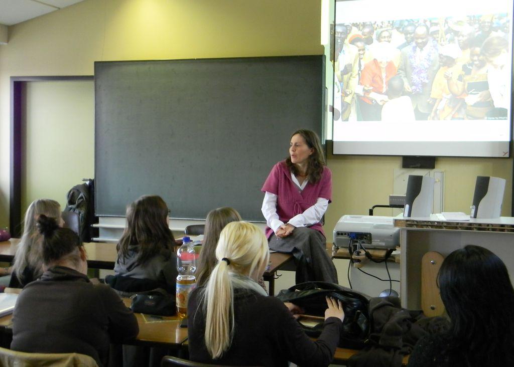 Schularbeit des Fulda-Mosocho-Projekts