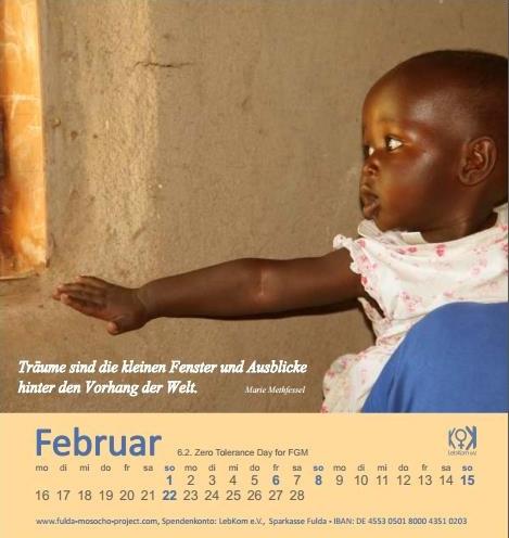 Kalender LebKom 2015 Februar
