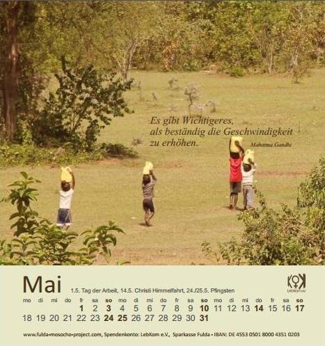 Kalender LebKom 2015 Mai